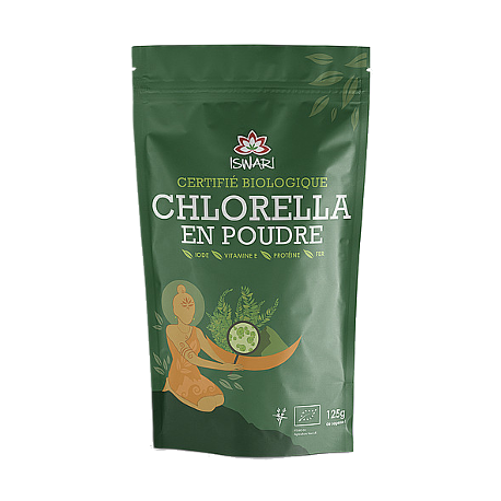 Chlorella 125g