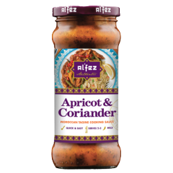 Sauce tajine abricot coriandre 350g