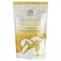 Protéines super vegan 250g