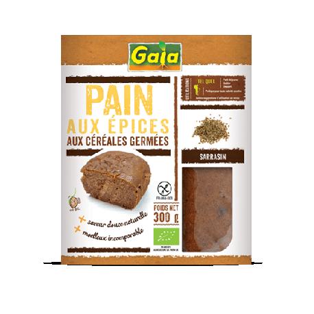 Pain aux épices 300g