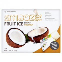 Pack 5 smooze coco 325ml