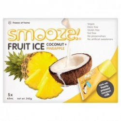 Smooze coco/ananas 325ml