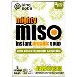 Miso soupe white shiro 60g