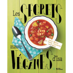 Les secrets veganes d'isa