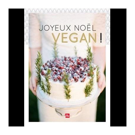 Joyeux Noël Vegan - Blanc