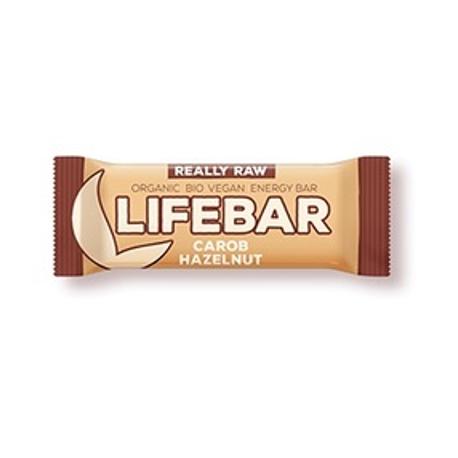 Lifebar caroube noisette 47g