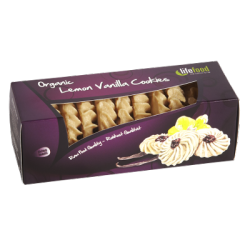 Biscuits Vanille – Citron 80g