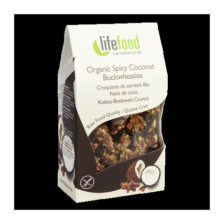 Croquants sarrasin coco 100g - Lifefood