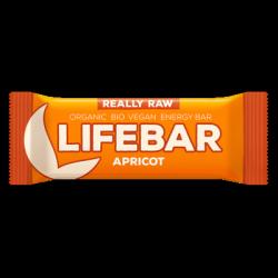 Lifebar abricot 47g