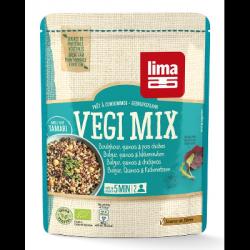 Vegi mix boulghour, quinoa et pois chiches 250g