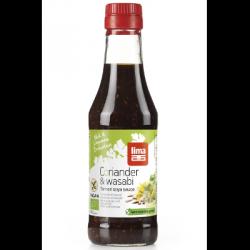 Tamari wasabi et coriandre 250ml