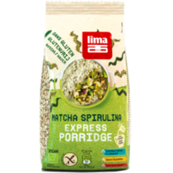 Express porridge matcha spiruline 350g