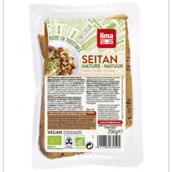 Seitan nature en tranches 250g