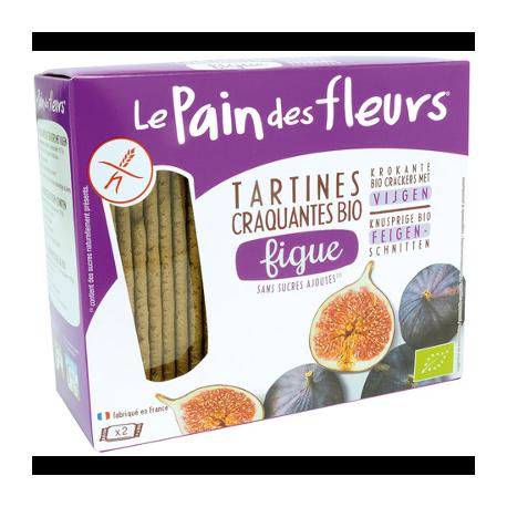Tartines craquantes figue 150g
