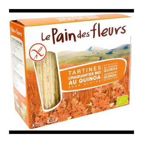 Tartines craquantes quinoa 150g