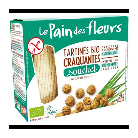 Tartines craquantes souchet 150g