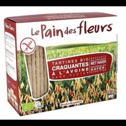 Tartines craquantes avoine 150g