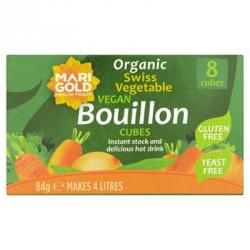 Bouillon de légumes en cube 84g