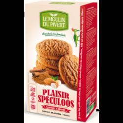 Plaisir Speculoos cannelle & amande 175g