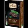 Tentation chocolat noir menthe poivrée 130g