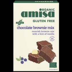 Préparation pour brownie au chocolat 400g