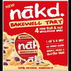 4 barres bakewell tart multipack 35g