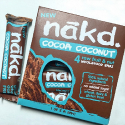 4 barres cocoa coconut multipack 35g