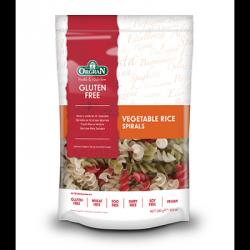 Torsades de riz aux légumes 250g