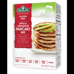 Préparation pour pancakes pomme/cannelle 375g