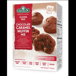 Preparation pour muffins au chocolat 375g