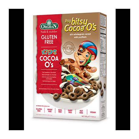 Céréales o's cacao 300g
