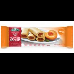 Biscuits fourrés à l'abricot 175g