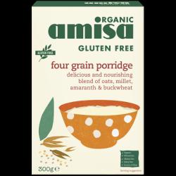 Porridge aux 4 céréales 300g