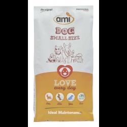 Petites croquettes pour chiens 1,5kg amidog