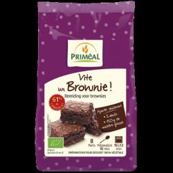 Préparation pour brownie 350g
