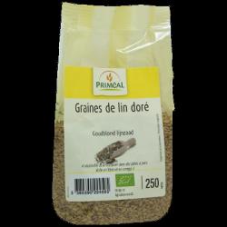 Graines de lin doré 500g