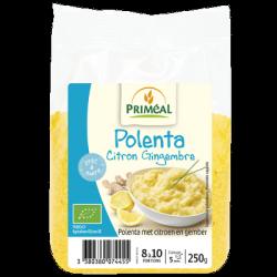Polenta citron gingembre 250g