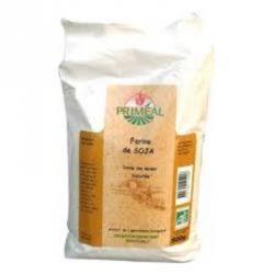 Farine de soja 500g