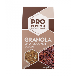 Granola chia coco éclat de cacao 350g