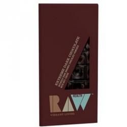 Chocolat noir 80% cru 70g