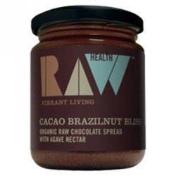 Pâte à tartiner noix du brésil cacao 170g
