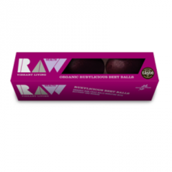 Boules rubylicious 60g