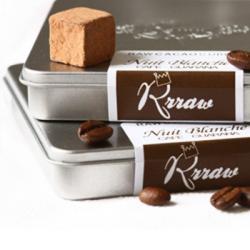 Nuit blanche - Cubes choco café & Guarana 100g