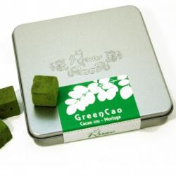 Greencao cacao cru et moringa 100g