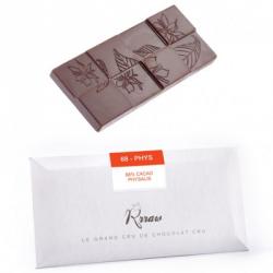 Tablette chocolat cru phys 68% 45g