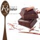 Chocolat cru pâtissier au sucre de canne intégral 200g
