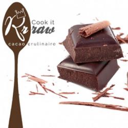 Pâte de cacao cru 100% 200g