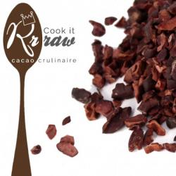 Pepites de cacao cru 250g