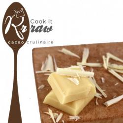 Beurre de cacao cru 160g