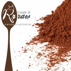 Poudre de cacao cru 200g